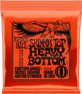 Cordes pour Guitare - Ernie Ball 2215 Electric Guitar Strings Skinny top heavy bottom 10-52 - Accessory - di-arezzo.co.uk