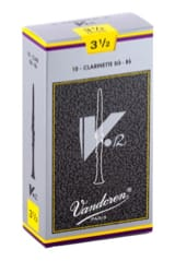 Anches pour Clarinette Sib VANDOREN® - Vandoren CR1935 - Reeds V12 Clarinet B flat 3.5 - Accessory - di-arezzo.co.uk