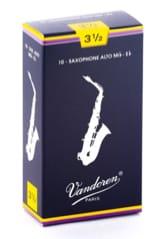 Vandoren SR2135 - Anches Saxophone Alto 3.5 laflutedepan.com