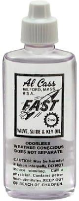 Accessoire pour instruments à vent CUIVRES - Light oil FAST OIL - SML - Accessory - di-arezzo.com