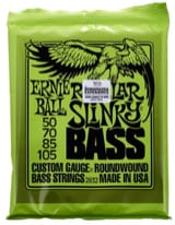 Cordes pour Guitare - Strings Ernie Ball 2832 Bass Guitar Regular slinky 50-70-85-105 - Accessory - di-arezzo.co.uk