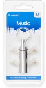 Accessoire pour Musicien - Hearing protection Crescendo Music - 15dB - Accessory - di-arezzo.com