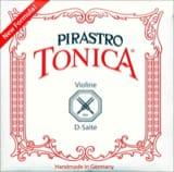 Corde Violon TONICA SOL 4/4 tirant moyen laflutedepan.com
