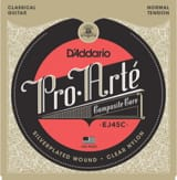 Cordes pour Guitare Classique - ADDARIO PRO ARTE COMPOSITE String Set - NORMAL tie - Accessory - di-arezzo.co.uk