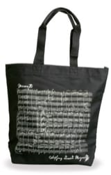 Cadeaux - Musique - Shopping Bag - BLACK - MOZART - Accessory - di-arezzo.co.uk
