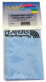 Accessoire pour Clarinette - Large size microfiber cloth PLAYERS - Accessory - di-arezzo.com
