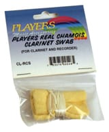Accessoire pour Clarinette - Buffered swab PLAYERS for CLARINETTE or FLUTE in BEC - Accessory - di-arezzo.co.uk