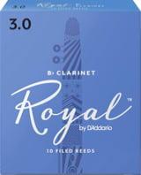 Anches pour Clarinette Sib RICO® - D'Addario Rico Royal - Bb Clarinet Reeds 3.0 - Accessory - di-arezzo.com