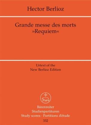 Hector Berlioz - Requiem (Great Mass of the Dead) - Sheet Music - di-arezzo.co.uk