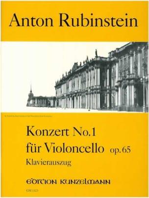 Konzert n°1 für Violoncello op. 65 - laflutedepan.com