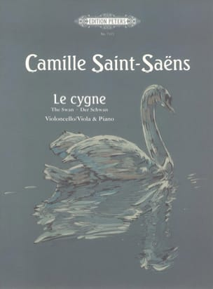 Camille Saint-Saëns - The Swan - Sheet Music - di-arezzo.com