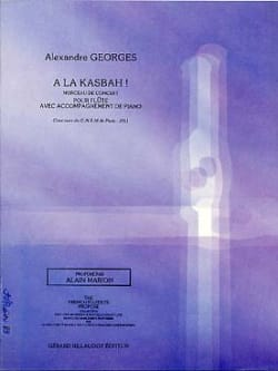 Alexandre Georges - At the Kasbah! - Sheet Music - di-arezzo.co.uk