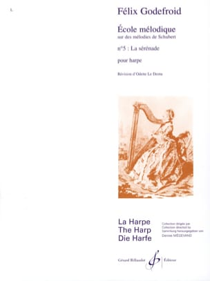 Félix Godefroid - Melodic School on Schubert melodies - n ° 5: The serenade - Sheet Music - di-arezzo.co.uk