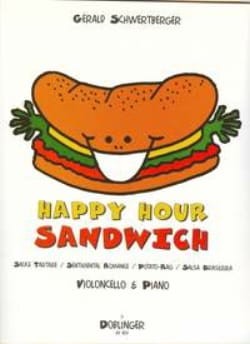 Happy Hour Sandwich - Gerald Schwertberger - laflutedepan.com