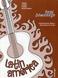 Gerald Schwertberger - Latin America - Partition - di-arezzo.fr