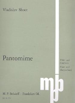 Pantomime - Vladislav Shoot - Partition - laflutedepan.com