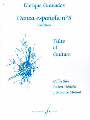 Danza espanola N° 5 : Andaluza - Flûte et guitare laflutedepan