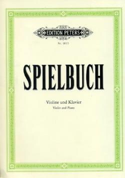 Spielbuch - Sheet Music - di-arezzo.com