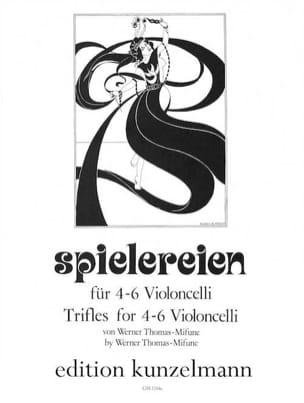 Spielereien - Volume 1 - Werner Thomas-Mifune - laflutedepan.com