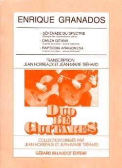 Sérénade du spectre - Danza Gitana - Rasodia Aragonesa laflutedepan