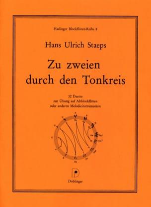 Zu Zweien Durch Den Tonkreis - 2 Flûtes à bec alto - laflutedepan.com