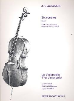 Jean-Pierre Guignon - 6 Opus 2 Sonatas - Sheet Music - di-arezzo.com