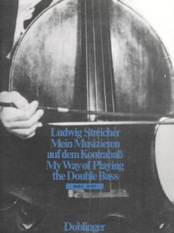 Ludwig Streicher - My way of playing the double bass vol 4 - Sheet Music - di-arezzo.com