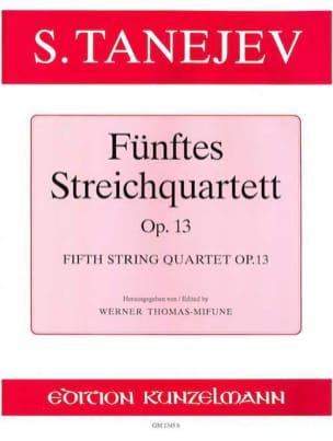 Streichquartett Nr. 5 op. 13 -Stimmen - laflutedepan.com