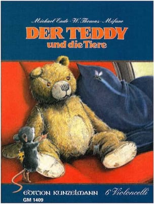 Thomas-Mifune Werner / Ende Michael - Der Teddy und die Tiere – 6 Cellos - Partition - di-arezzo.fr