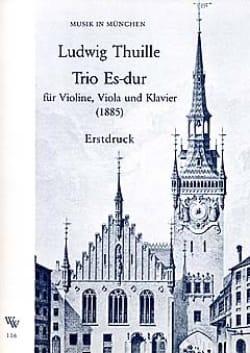 Trio Es-Dur –Violine Viola Klavier - laflutedepan.com