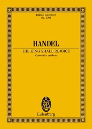 The King Shall Rejoice - Coronation Anthem - laflutedepan.com