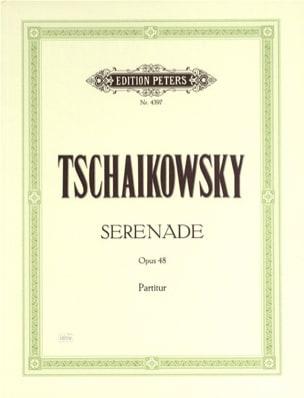 Serenade op. 48 – Partitur - laflutedepan.com