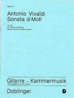 Sonate d-Moll op. 2/3 - Violine Gitarre - VIVALDI - laflutedepan.com