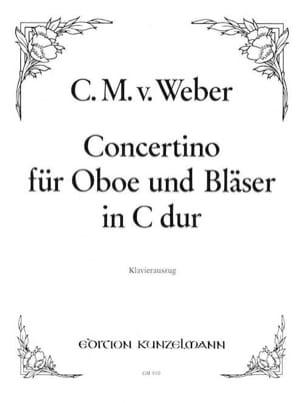 Concertino in C-Dur –Oboe Klavier - laflutedepan.com