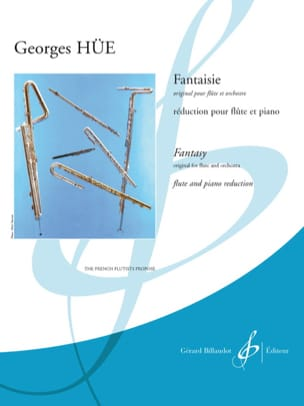 Georges Hüe - Fancy - Sheet Music - di-arezzo.co.uk