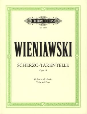 WIENIAWSKI - Scherzo-Tarentella op. 16 - Partitura - di-arezzo.it