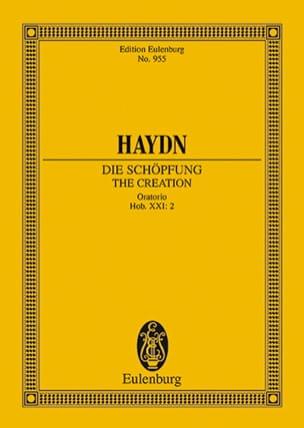 HAYDN - Die Schöpfung Hob. XXI: 2 - Sheet Music - di-arezzo.co.uk