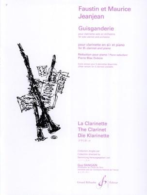 Jeanjean Faustin / Jeanjean Maurice - Guisganderie - Sheet Music - di-arezzo.co.uk