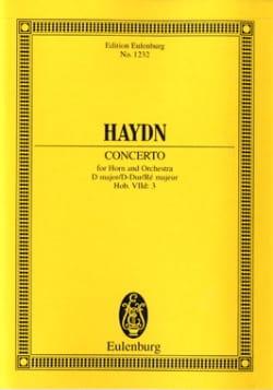 HAYDN - Horn-Konzert D-Dur - Sheet Music - di-arezzo.co.uk