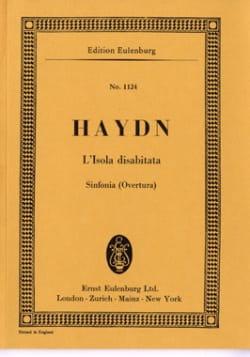 HAYDN - Isola disabitata - Sheet Music - di-arezzo.com