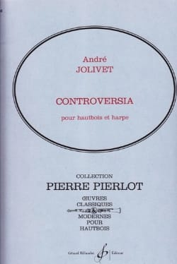 Controversia André Jolivet Partition Duos - laflutedepan