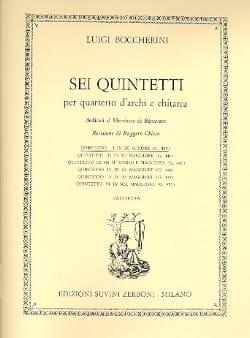Quintetto n° 1 in re minore G. 445 - laflutedepan.com