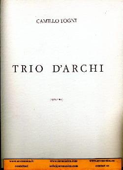 Camillo Togni - Trio von Archi - Noten - di-arezzo.de