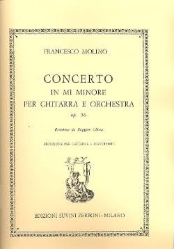 Concerto mi minore op. 56 - Chitarra e piano - laflutedepan.com