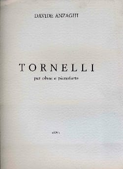 Davide Anzaghi - Tornelli - Sheet Music - di-arezzo.co.uk