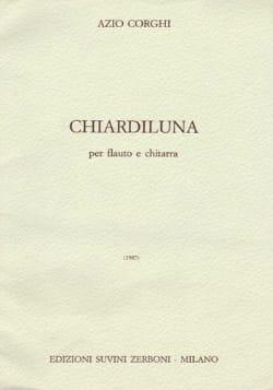 Chiardiluna -Flauto chitarra - Azio Corghi - laflutedepan.com