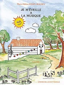 Marie-Hélène Kissel-Bouhey - I wake up to Music Volume 1 - Sheet Music - di-arezzo.com