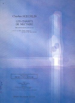 Les chants de Nectaire Volume 3 - Flûte solo - laflutedepan.com