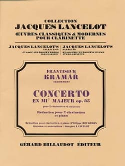 Franz Krommer - Concerto in Major Eb Op. 35 - Sheet Music - di-arezzo.co.uk