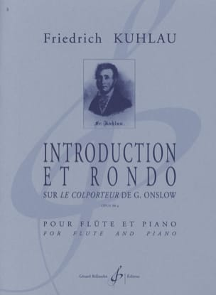 Friedrich Kuhlau - Introduction and Rondo op. 98a - Sheet Music - di-arezzo.co.uk